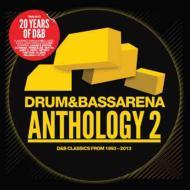 新作入荷!! Drum amp; Bass Arena 輸入盤 2 CD 人気上昇中 Anthology