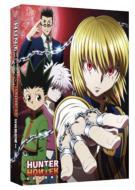 【送料無料】 HUNTER×HUNTER 幻影旅団編 DVD-BOX I 【DVD】