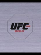 【送料無料】 UFC JAPAN 2012.2.26 【BLU-RAY DISC】