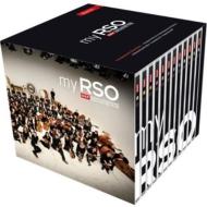 【送料無料】 ウィーン放送交響楽団ライヴ集1970~2012 ホルヴァート、ド・ビリー、D.R.デイヴィス、エトヴェシュ、ギーレン、、グルダ、オイストラフ、他(24CD) 輸入盤 【CD】