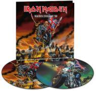 【送料無料】 IRON MAIDEN アイアンメイデン / Maiden England 【LP】
