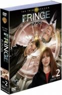 ストア FRINGE 価格 交渉 送料無料 フリンジlt;サード DVD シーズンgt;セット2