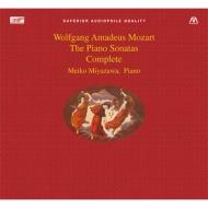 【送料無料】 Mozart モーツァルト / ピアノ・ソナタ全集 宮沢明子 【CD】