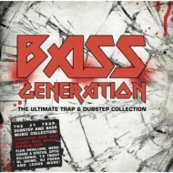 送料無料 Bass Generation: Ultimate Trap 輸入盤 安全 CD Dubstep Collection 公式ショップ amp;