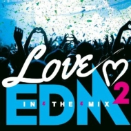 Love Edm 2-in The Mix- 【CD】