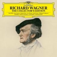 【送料無料】 Wagner ワーグナー / 『ワーグナーLPコレクション』カルロス・クライバー、カラヤン、ベーム、ピッツ、ヴァルナイ、コロ、ヴィントガッセン、ノーマン、他 (BOX仕様 / 6枚組アナログレコード) 【LP】