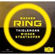 【送料無料】 Wagner ワーグナー / 『ニーベルングの指環』全曲 クリスティアーン・ティーレマン & ウィーン国立歌劇場(2011 ステレオ)(14CD+2DVD) 輸入盤 【CD】
