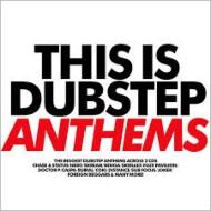 This 新作入荷 Is 送料無料でお届けします Dubstep CD 輸入盤 Anthems