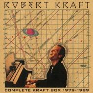 【送料無料】 Robert Kraft / Complete Kraft Box 1979-1989 輸入盤 【CD】