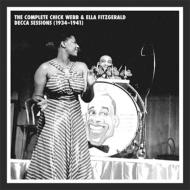 【送料無料】 Ella Fitzgerald エラフィッツジェラルド / Chick Webb & Ella Fitzgerald Decca Sessions: 1934-41 (8CD) 輸入盤 【CD】