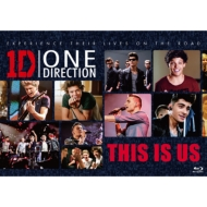 【送料無料】 One Direction ワンダイレクション / THIS IS US (THIS IS THE BOX) 【BLU-RAY DISC】
