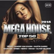 営業 送料無料 Mega House まとめ買い特価 Top 2014 CD 50 輸入盤