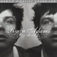 【送料無料】 Ryan Adams ライアンアダムス / Love Is Hell (高音質盤 / BOX仕様 / 3枚組 / 140グラムアナログレコード / Mobile Fidelity) 【LP】