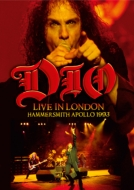 【送料無料】 Dio ディオ / Live In London Hammersmith Apollo 1993  【BLU-RAY DISC】