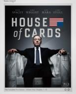 【送料無料】 ハウス・オブ・カード 野望の階段 SEASON 1 Blu-ray Complete Package <デヴィッド・フィンチャー完全監修パッケージ仕様> 【BLU-RAY DISC】