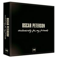 【送料無料】 Oscar Peterson オスカーピーターソン / Exclusively For My Friend (BOX仕様 / 6枚組 / 180グラム重量盤レコード) 【LP】