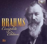 【送料無料】 Brahms ブラームス / ブラームス全集(58CD) 輸入盤 【CD】