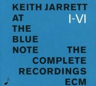【送料無料】 Keith Jarrett キースジャレット / At The Blue Note Complete (6CD) 輸入盤 【CD】