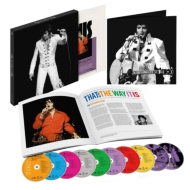 【送料無料】 Elvis Presley エルビスプレスリー / That's The Way It Is (Deluxe Edition)(8CD) 輸入盤 【CD】