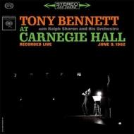 【送料無料】 Tony Bennett トニーベネット / At Carnegie Hall (200gr) 【LP】
