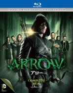 【送料無料】 ARROW / アロー <セカンド・シーズン> コンプリート・ボックス(4枚組) 【BLU-RAY DISC】