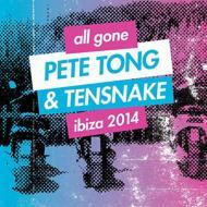送料無料 正規店 All Gone Pete Tong amp; CD 輸入盤 2014 Tensnake Ibiza 激安超特価