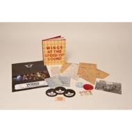 【送料無料】 Paul Mccartney&Wings ポールマッカートニー&ウィングス / Wings At The Speed Of Sound (2CD+DVD)(スーパー・デラックス・エディション) 【SHM-CD】