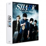 【送料無料】 SHARK ~2nd Season~ Blu-ray BOX 豪華版 【BLU-RAY DISC】
