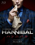 【送料無料】 HANNIBAL / ハンニバル Blu-ray BOX 【BLU-RAY DISC】
