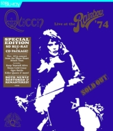 Queen クイーン / Live At The Rainbow '74 (+CD) 【BLU-RAY DISC】