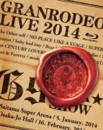 【送料無料】 GRANRODEO/ グランロデオ/ (Blu-ray) GRANRODEO LIVE 2014 G9 DISC】 ROCK☆SHOW (Blu-ray)【BLU-RAY DISC】, ラモードコンドー【】:98752812 --- sunward.msk.ru