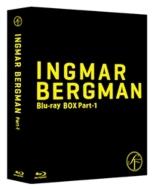 【送料無料】 イングマール・ベルイマン 黄金期 Blu-ray BOX Part-1 【BLU-RAY DISC】
