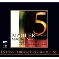 【送料無料】 Mahler マーラー / 交響曲第5番 インバル&東京都交響楽団(2013)(ワンポイント・ヴァージョン)(ダイレクト・カットSACD) 【SACD】