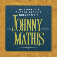 【送料無料】 Johnny Mathis ジョニーマティス / Complete Global Albums Collection 輸入盤 【CD】