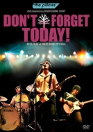 """the pillows ピロウズ / the pillows 25th Anniversary NEVER ENDING STORY """"DON'T FORGET TODAY!"""" 2014.10.04 at TOKYO DOME CITY HALL 【DVD】"""