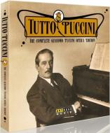 【送料無料】 Puccini プッチーニ / トゥット・プッチーニ~オペラ全集(11BD) 【BLU-RAY DISC】