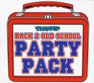 送料無料 販売実績No.1 Back 2 Old School Pack Party 輸入盤 格安店 CD