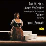 【送料無料】 Bizet ビゼー / 「カルメン」全曲:レナード・バーンスタイン指揮&メトロポリタン歌劇場、ホーン、マックラッケン、他 (BOX仕様 / 3枚組 / 180グラム重量盤レコード / Speakers Corner) 【LP】