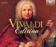 【送料無料】 Vivaldi ヴィヴァルディ / ヴィヴァルディ・エディション(66CD) 輸入盤 【CD】