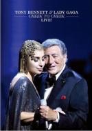 Tony 激安卸販売新品 新生活 Bennett Lady Gaga Live To DVD Cheek