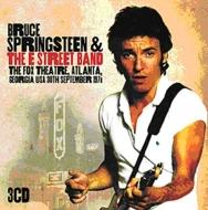 【送料無料】 Bruce Springsteen ブルーススプリングスティーン / Fox Theatre, Atlanta, Georgia, 30th Sept 1978 (4LP)(180グラム重量盤) 【LP】