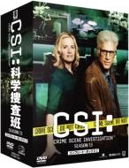 【送料無料】 CSI:科学捜査班 シーズン13 コンプリート DVD-BOX-1 【DVD】