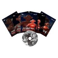【送料無料】 スーパーロボットレッドバロン Vol.6-Vol.10 スペシャルCD付セット 【BLU-RAY DISC】