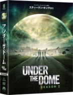 【送料無料】 アンダー・ザ・ドーム シーズン2 DVD-BOX 【DVD】