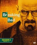 ブレイキング 返品交換不可 今だけスーパーセール限定 バッド シーズン4 DVD BOX