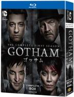 【送料無料】 GOTHAM / ゴッサム <ファースト・シーズン> コンプリート・ボックス (4枚 組) 【BLU-RAY DISC】