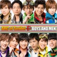 世界の人気ブランド BOYS AND 新作送料無料 MEN ARC Smile of Maxi CD