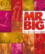 (5CD+Blu-ray+3DVD)(Deluxe / Edition) Quality 114+112 Sushi 【送料無料】 Like MR.BIG CD】 ミスタービッグ 【Hi Raw