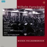 【送料無料】 フルトヴェングラー&ウィーン・フィル戦後ライヴ集1952~53(7LP) 【LP】