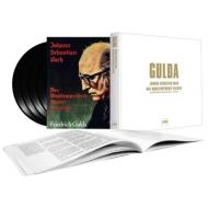 【送料無料】 Bach, Johann Sebastian バッハ / 平均律クラヴィーア曲集全曲:フリードリヒ・グルダ(ピアノ) (BOX仕様 / 5枚組 / 180グラム重量盤レコード) 【LP】